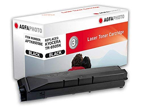 AgfaPhoto APTK8505BE Remanufactured Toner Pack of 1