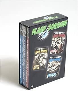 Flash Gordon: Boxed Set (Space Soldiers/Flash Gordon's Trip To Mars/Flash Gordon Conquers The Universe)