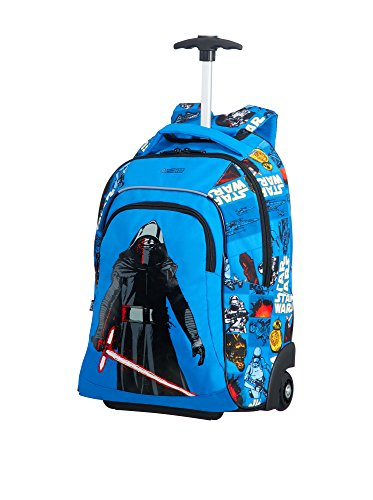 Disney By American Tourister New Wonder Zaino con Ruote Star Wars Saga, Poliestere, 24.5 ml, 48 cm