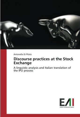 Di Pilato, A: Discourse practices at the Stock Exchange