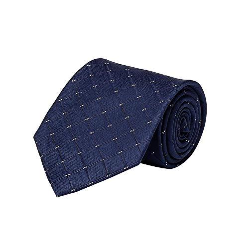 LYDP Corbata Moda Hombres Coreanos Negocios Azul Trabajo Profesional Casual Fiesta Corbata