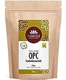 OPC estratto di semi d'uva - in polvere - 100g - 95% OPC - alta dose - qualità alta - senza additivi - da uva matura e rossa - essiccata delicatamente - controllato e confezionato in Germania
