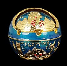 Fregadero Redondo De Oro Lavabo De Arte En El Mostrador 40x15cm Fregadero De Cer/áMica para El Hogar CUI XIA UK Wah basin Lavabo sobre Encimera De Ba/ñO