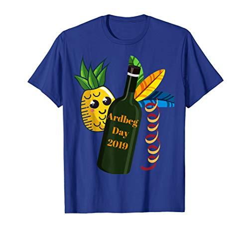 Ardbeg Day 2019 Whisky Shirt Komitee, Drum