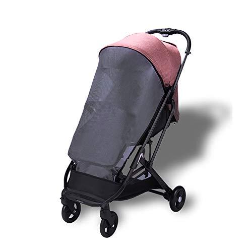 FairOnly Kinderwagen Lightweight Folding Anti-Shake für liegend sitzen Ingwer rosa