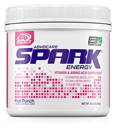 AdvoCare Spark Canister - 42 Servings (fruit punch)