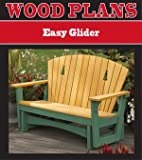 EASY GLIDER WOODWORKING PAPER PLAN PW10007