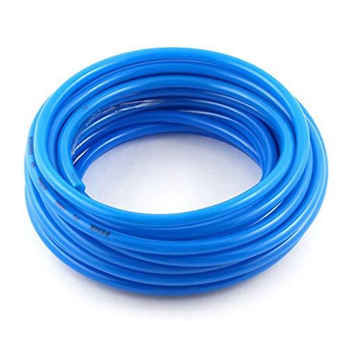 Utah Pneumatic Air Line Tubing 5/16 Or 8mm Od 5mm Id Polyethylene Tube Pu Air Hose For Compressed Air Tubing Or Fluid Transfer(10 meter 32.8 feet)