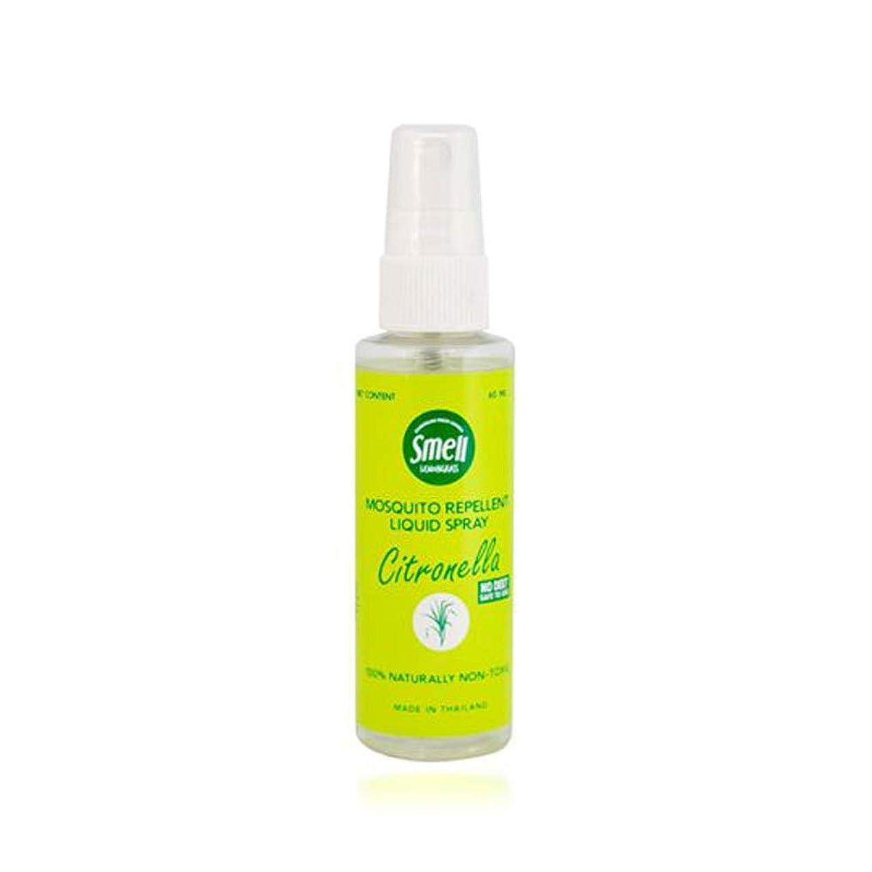 湿原熱意異邦人(スメル レモングラス)Smell Lemongrass 100%ナチュラル 蚊よけ 虫除け アロマスプレー cooling効果有 (60ml)