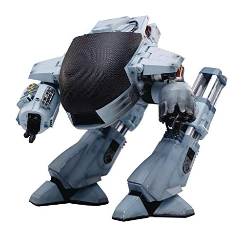 Hiya Toys Robocop: Battle Damaged ED-209 1:18 Scale Action Figure