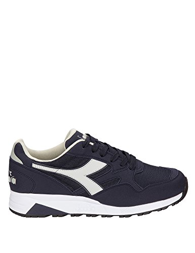 Scarpe Sneaker Uomo DIADORA Modello N902 Nuova Collezione Blue Denim (44 Blue Denim Gray)