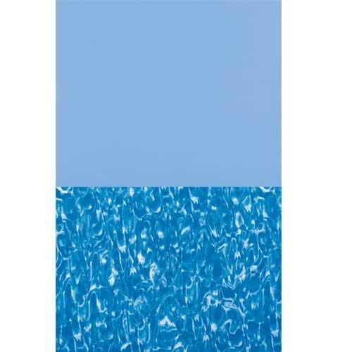 Swimline-li1224sb-Liner swirl forma ovalada, 7,31 x 3,65 m para piscina