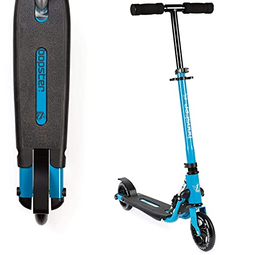 Bopster Monopattino Sport V2 Due Ruote Pieghevole - Blu