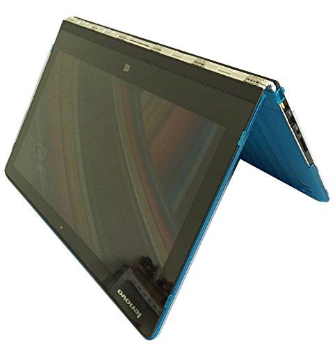 iPearl mCover Hard Shell Case für 35,3cm Lenovo Yoga 910(passt Nicht Yoga 4Pro Aka Yoga 900) Multimode-Laptop Aqua