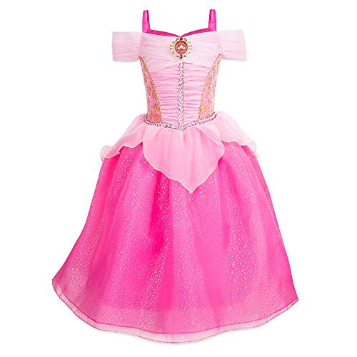 Disney Aurora Costume for Kids – Sleeping Beauty- Size 7/8