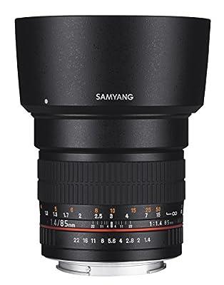 Samyang 85mm F1.4 Lens by Samyang
