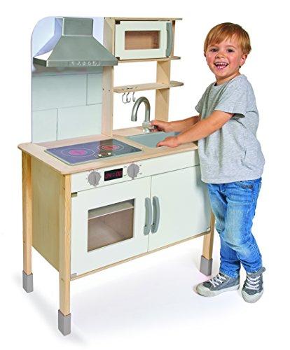 Eichhorn 100002494 – Spielküche aus Holz - 3