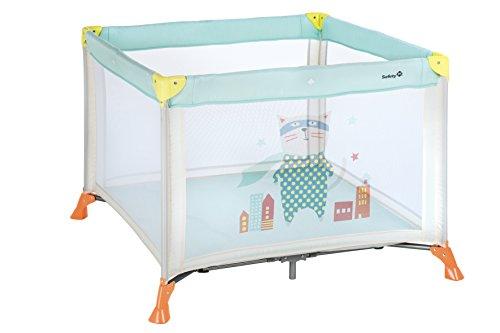 Safety 1st Circus Box Bambini Lettino Da Campeggio Leggero E Compatto Pop Hero