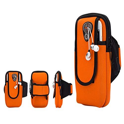 Bolsa de Brazo Conjunto de protección deportiva Ejecute Ejecutar Ejecución de la bolsa de teléfono móvil XS MAX 7 6 7S S Plus x 8 7 6 Deportes Buck