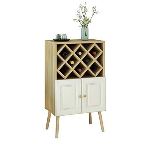 Porta Bottiglie da Vino Portabottiglie per Vino Governo del vino 3 Livello impilabile Wine Rack del supporto del basamento della mensola di esposizione for la casa Kitchen Bar Armadi Locker design Sca