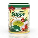 Vegan caldo de verduras y condimentos. Sin desencadenantes de alergia, sin grasa de palma, fácil, rápida y delicadamente preparada. Para el 35 aniversario 60g GRATIS! MAISTRO MKS 600g