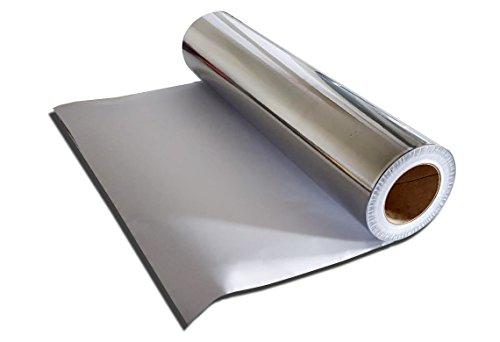 Alufolie, selbstklebend 550 mm / 5,0 lm - laufende Meter Rollware