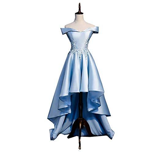 QAQBDBCKL Hellblaues Prinzessinnenkleid Mittelalterkleid Renaissance Kostüm Viktorianische...