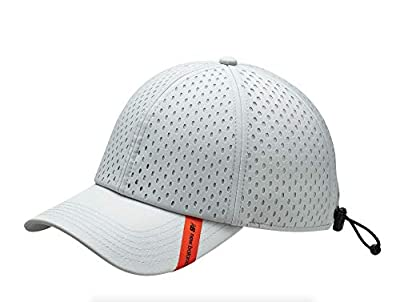 New Balance Men's and Women's Light Speed Perforated and Solid Woven Hat