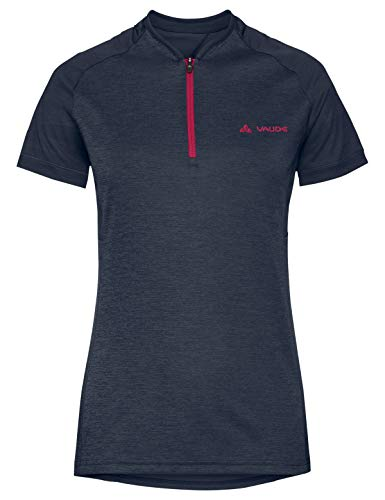 VAUDE Damen T-shirt Women's Tamaro Shirt III, eclipse, 38, 408667500380