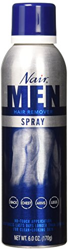Nair Hair Remover Mens Spray 6 Ounce 177ml 2 Pack Buy Online