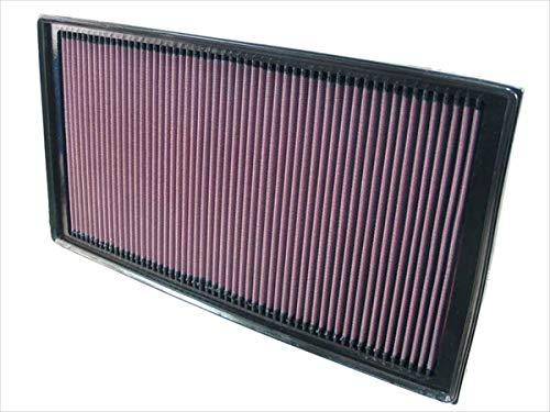 K&N 33-2912 Motorluftfilter: Hochleistung, Prämie, Abwaschbar, Ersatzfilter, Erhöhte Leistung, 2003-2015 (Viano, Vito)