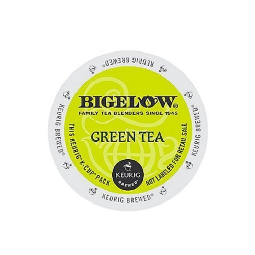 Bigelow, Green Tea, Single Serve Tea K-Cups, 48-Count For Brewers