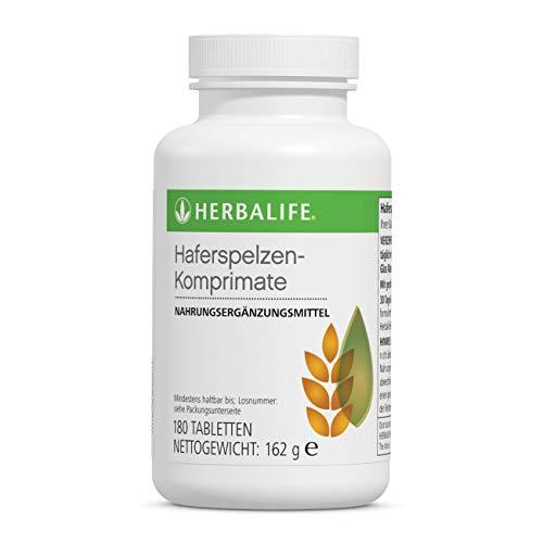 Herbalife Haferspelzen Komprimate - 180 Tabletten - 162g