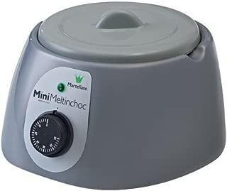 Martellato Mini Meltinchoc Chocolate-Melting Pot, USA Voltage (Gray)