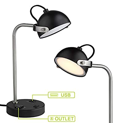 LED USB Table Lamp with Adjustable Head, LMS 16...