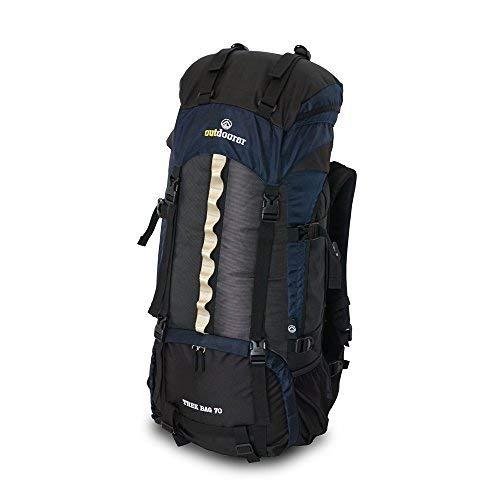 Outdoorer Trek Bag 70 - Zaino da trekking, 2 kg