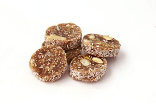 Bouchées saines aux fruits secs (dattes, abricots, noisettes, amandes et noix de coco). Végétalien. Sans gluten 1 kg