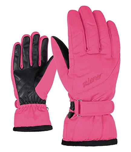 Ziener Gloves Kileni Damen Skihandschuhe Einheitsgröße rosa (Pink Dahlia)