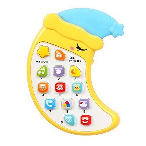 musiktelefon kinder,musikwürfel baby kinder ab 1 jahr,handy toys,Kinderspielzeug gehirnspiele für...