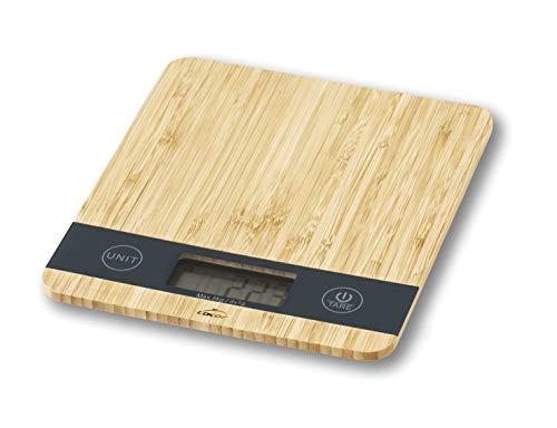 Lacor 61712 Báscula Bamboo