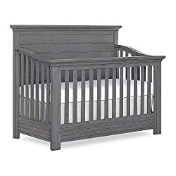 cheap Evolur Waverly 5 in1 Fully functional convertible crib