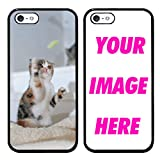 Customized Phone Case for Apple iPhone 5/5s,Personalized Phone Case,Make Your Own Phone Case (for iPhone 5/5s/SE1 2016 4.0 inches)