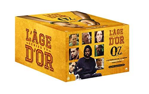 Oz l'intégrale en DVD