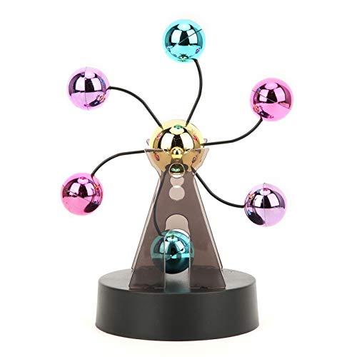 SALUTUYA Artesanía, electrónica, Movimiento perpetuo, oscilación física, Modelo de Movimiento perpetuo, para decoración de Oficina(K501)