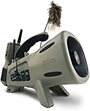Icotec Outlaw Programmable Game Call/Decoy Combo - 240 Professional Sounds - 300 Yard Remote Range - Play 2 Sounds Simultaneously