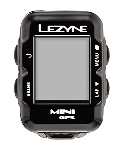 LEZYNE Mini GPS Cycling Computer w/Mount