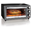 Hamilton Beach Toaster Oven In Charcoal | Model# 31148 - Walmart.com