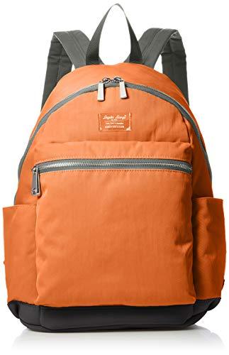 [レガートラルゴ] リュック LH-B3321 撥水マットナイロンツイル バックパック オレンジ One Size