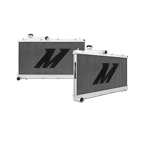 Mishimoto MMRAD-STI-08X Performance Aluminum X-Line Radiator Compatible With Subaru WRX/STI 2008-2014