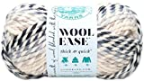 Lion  640-609 Wool-Ease Thick & Quick Yarn , 97 Meters, Moonlight